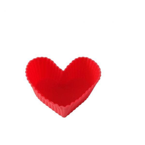 Modlica - crveno srce