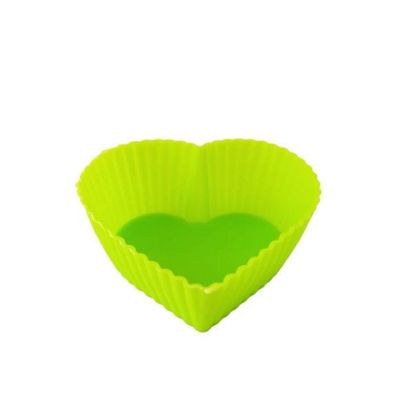 Modlica - zeleno srce