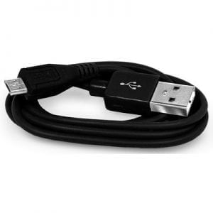 USB kabl QUI - Black