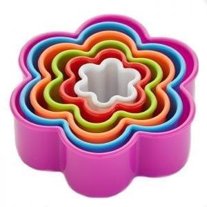 Utiskivač za kolače - Cvet