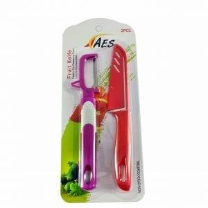 Set ljuštač + nož
