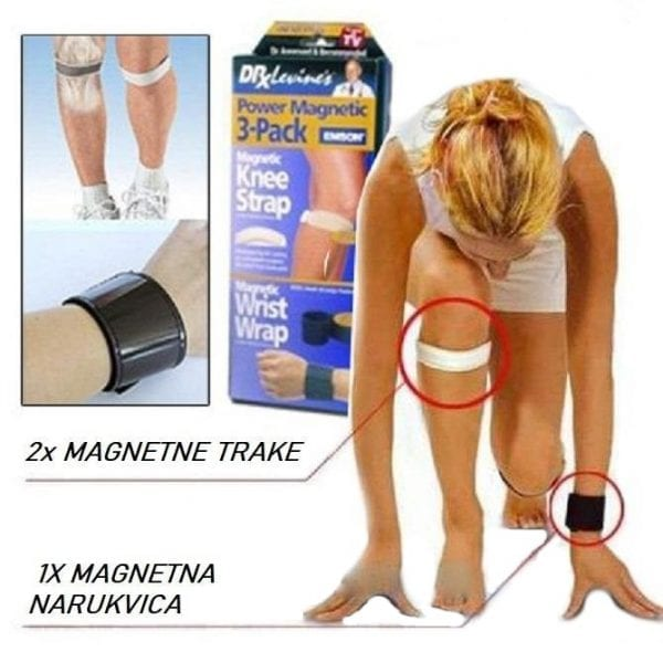 Magnetna traka - steznik
