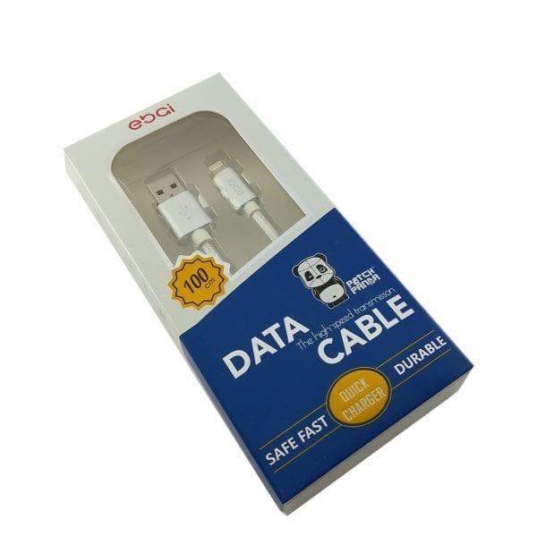 Patch Panda USB-Lightning kabl - Bela