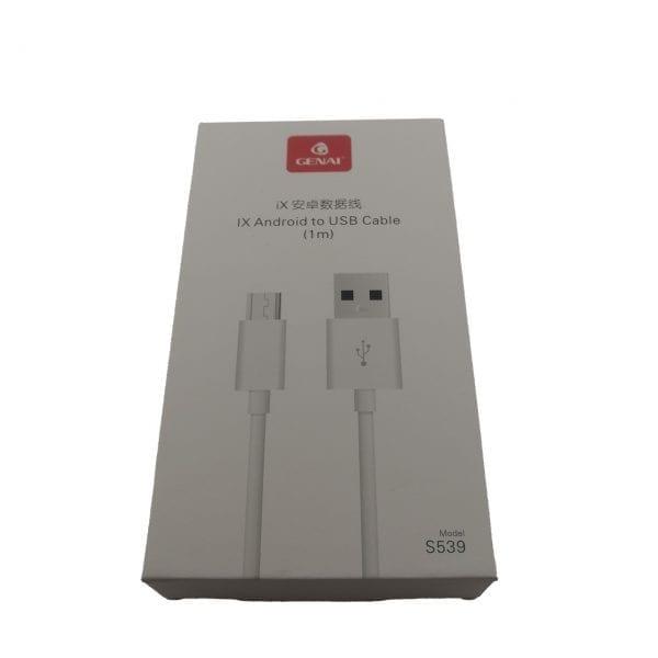 Genai IX Android-USB S539 kabl