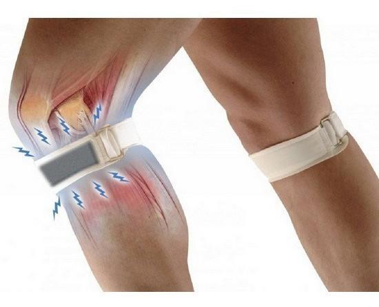 Magnetna traka - steznik za koleno
