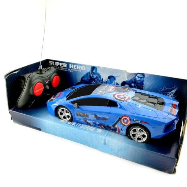 Auto na baterije i daljinski