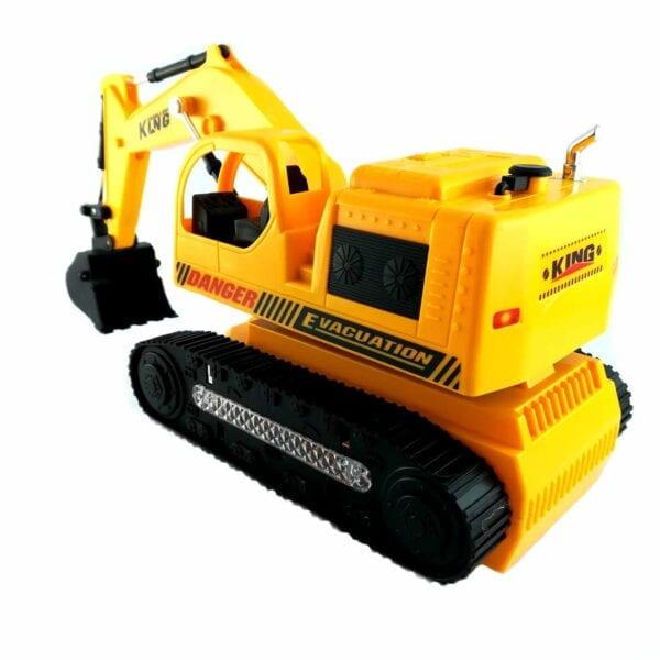 Igračka buldožer