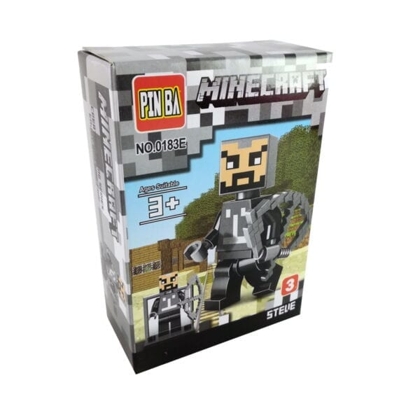Mincraft ratnik