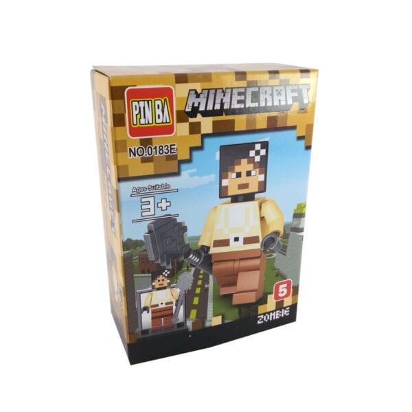 Minecraft Zombi lovac