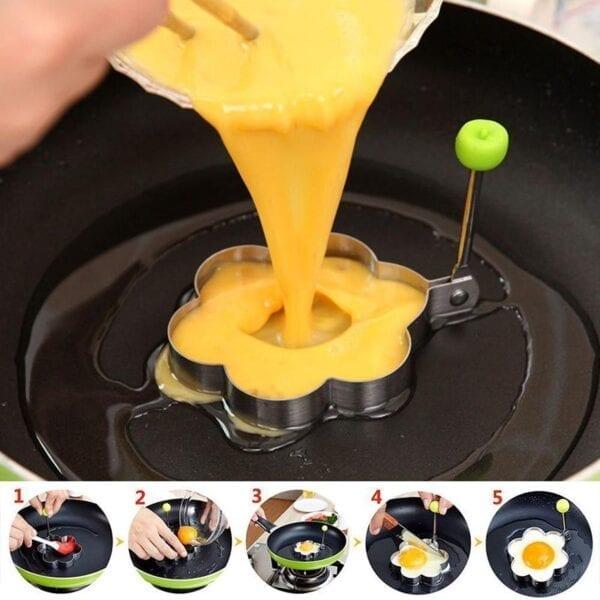 Kalup za prženje jaja